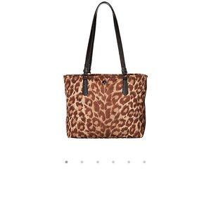 kate spade Bags - Kate Spade Taylor Leopard Medium Tote NWT